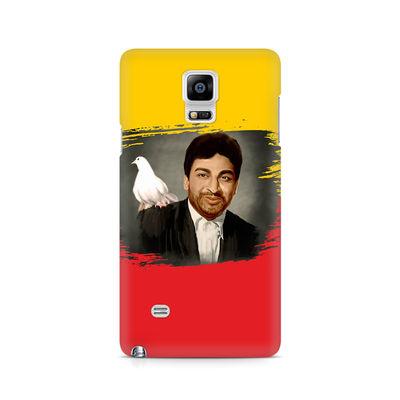 Dr Rajkumar Premium Printed Case For Samsung Note 4