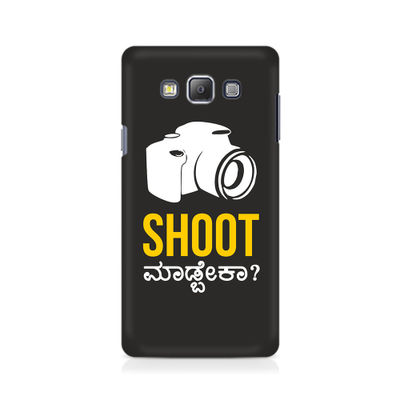 Shoot Madbeka Premium Printed Case For Samsung On7