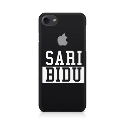 Sari Bidu Premium Printed Case For Apple iPhone  7 With Logo Cut