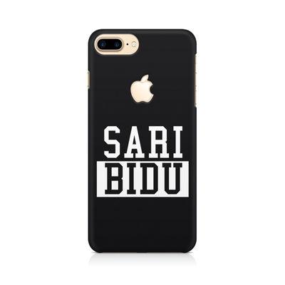 Sari Bidu Premium Printed Case For Apple iPhone   7 Plus With Logo Cut