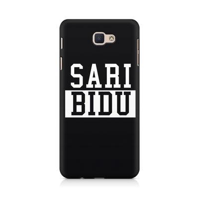 Sari Bidu Premium Printed Case For Samsung Galaxy J7  Prime