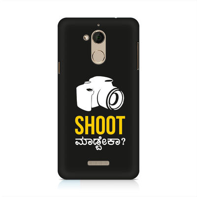 Shoot Madbeka Premium Printed Case For Coolpad Note 5