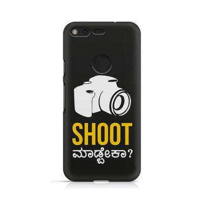 Shoot Madbeka Premium Printed Case For Google Pixl XL