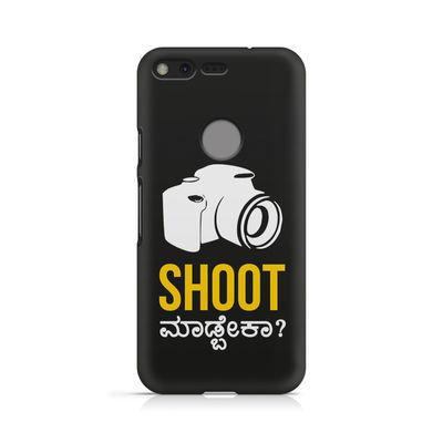 Shoot Madbeka Premium Printed Case For Google Pixl