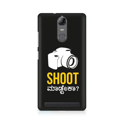 Shoot Madbeka Premium Printed Case For Lenovo K5 Note