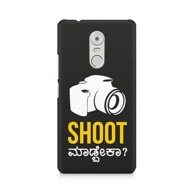Shoot Madbeka Premium Printed Case For  Lenovo K6 Note