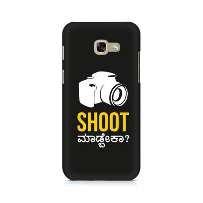Shoot Madbeka Premium Printed Case For Samsung A3 2017