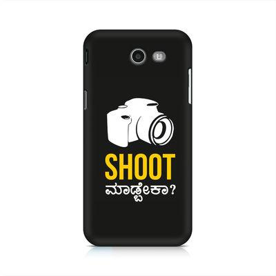 Shoot Madbeka Premium Printed Case For Samsung J3 2017
