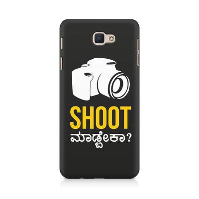 Shoot Madbeka Premium Printed Case For Samsung Galaxy J7  Prime