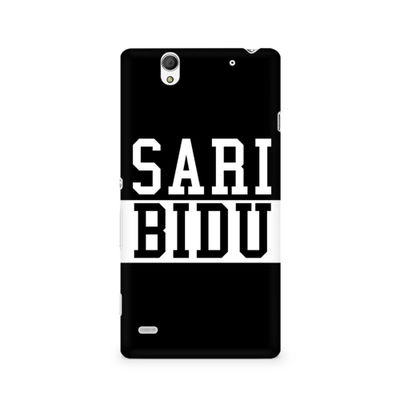Sari Bidu Premium Printed Case For Sony Xperia C4