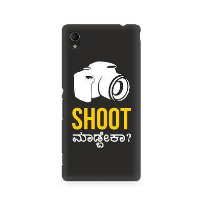 Shoot Madbeka Premium Printed Case For Sony Xperia M4