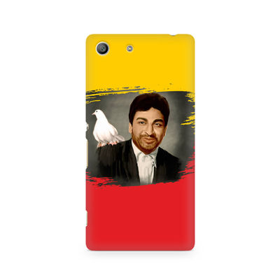 Dr Rajkumar Premium Printed Case For Sony Xperia M5