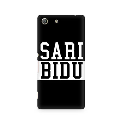 Sari Bidu Premium Printed Case For Sony Xperia M5
