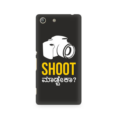 Shoot Madbeka Premium Printed Case For Sony Xperia M5