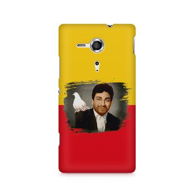 Dr Rajkumar Premium Printed Case For Sony Xperia SP M35H