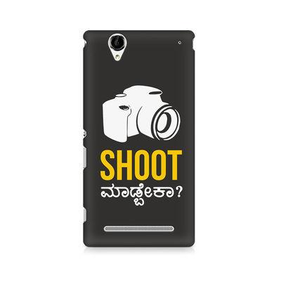 Shoot Madbeka Premium Printed Case For Sony Xperia T2