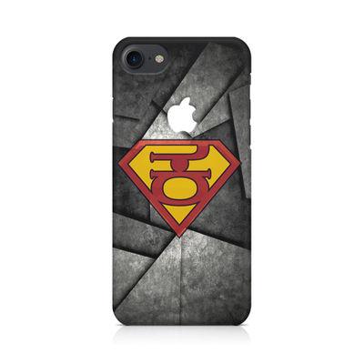Super Kannadiga Premium Printed Case For Apple iPhone  7 With Logo Cut