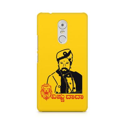 Swami Vivekanada Premium Printed Case For  Lenovo K6 Note