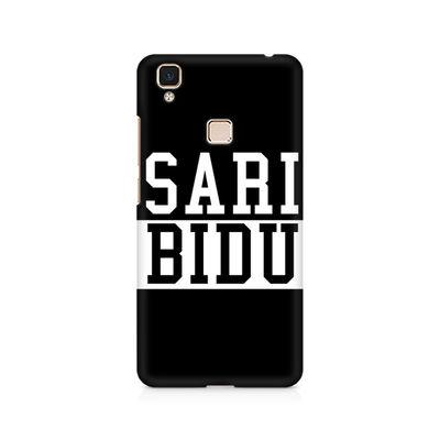 Sari Bidu Premium Printed Case For Vivo V3 Max