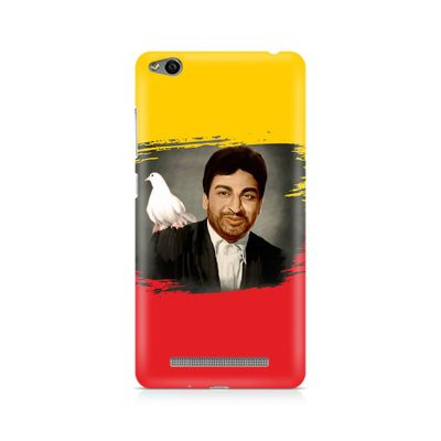 Dr Rajkumar Premium Printed Case For Xiaomi Redmi 3s