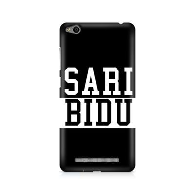 Sari Bidu Premium Printed Case For Xiaomi Redmi 3s