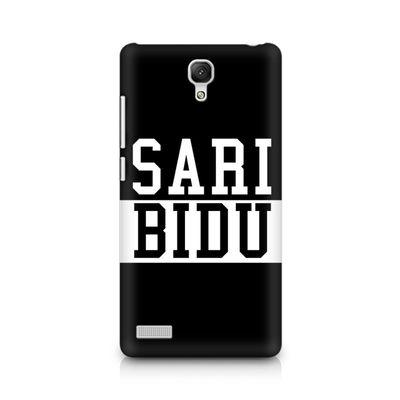Sari Bidu Premium Printed Case For Xiaomi Redmi Note