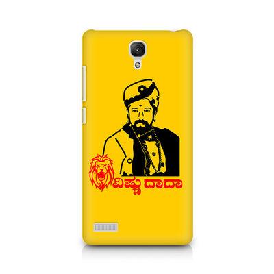 Sahas Simha Vishnu Dada Premium Printed Case For Xiaomi Redmi Note