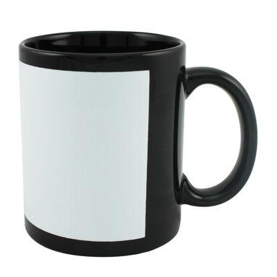 Customized Photo Mugs- Black