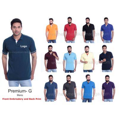 Premium Mens Tshirts - G  | Customized t-shirts for rajyotsava