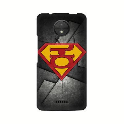 Super Kannadiga Premium Printed Case For Moto C