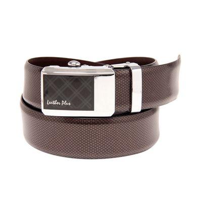 Leatherplus Brown Belt for Men(1185)