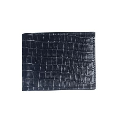 Leatherplus Black Wallet for Men(2072)