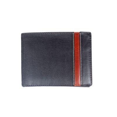Leatherplus Brown Wallet for Men(2201)