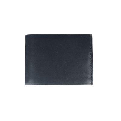 Leatherplus Black Wallet for Men(2205)