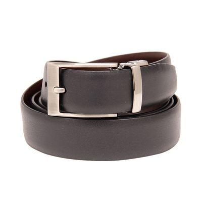 Leatherplus Reversible Belt for Men(R-316)