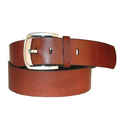 Leatherplus Brown Belt for Men(C-503)