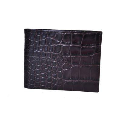 Leatherplus Brown Wallet for Men(2081)