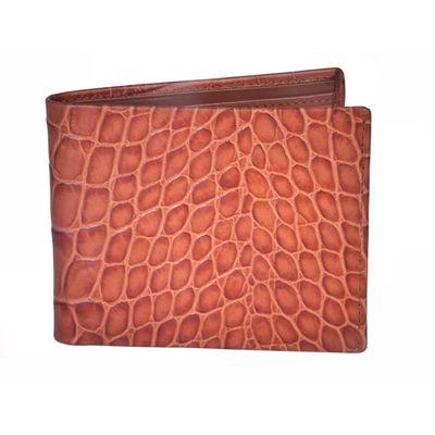 Leatherplus Tan Wallet for Men(2081)