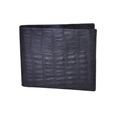 Leatherplus Black Wallet for Men(2074)