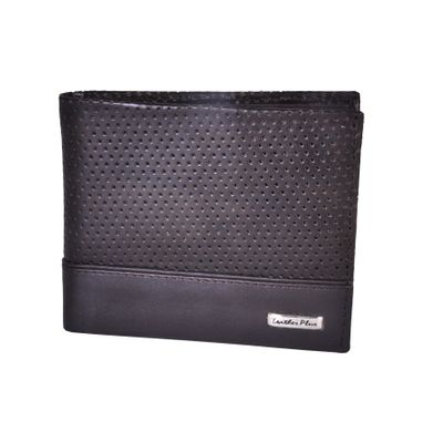Leatherplus Brown Wallet for Men(2073)