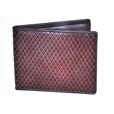 Leatherplus Brown Wallet for Men(2067)