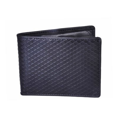 Leatherplus Black Wallet for Men(2067)