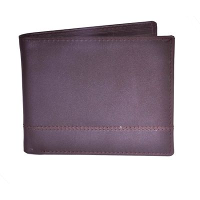 Leatherplus Brown Wallet for Men(2078)
