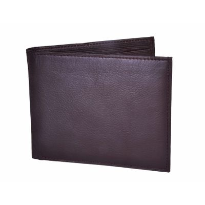 Leatherplus Brown Wallet for Men(2033)