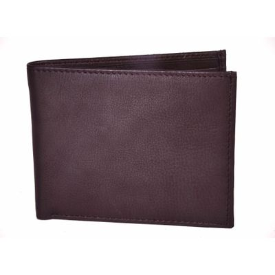 Leatherplus Brown Wallet for Men(2001)