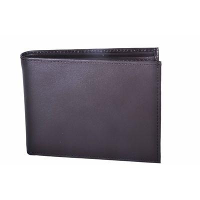 Leatherplus Brown Wallet for Men(2055)