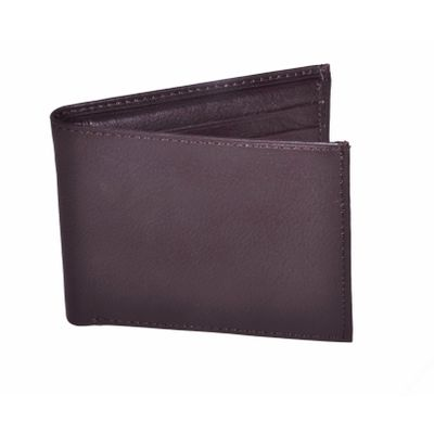 Leatherplus Brown Wallet for Men(2023)