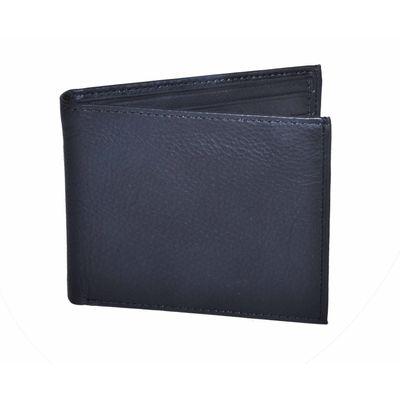 Leatherplus Black Wallet for Men(2023)