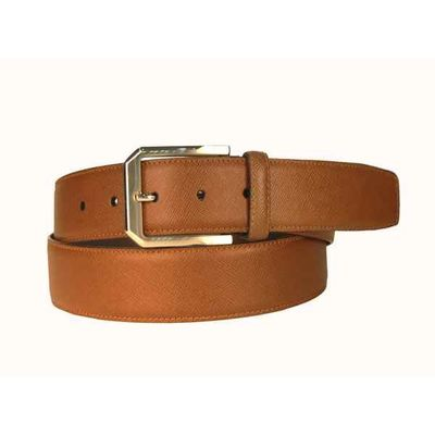 Leatherplus Tan Belt for Men(IT-151)