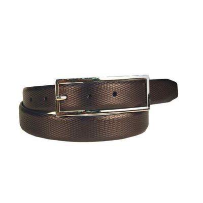Leatherplus Black Belt for Women(LB-02)